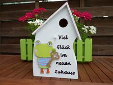weiteres vogelhaus quot neues zuhause quot umzug einweihung