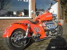 2006 Hoss V8 8 2 L 502 Hp