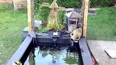 mon bassin 1000 litres le 09 06 2013