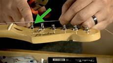 How To Change Strings On An Electric Guitar 15 Steps