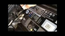 volkswagen car battery change tsi 2010