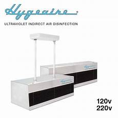 hygeaire ultraviolet indirect air disinfection fixtures