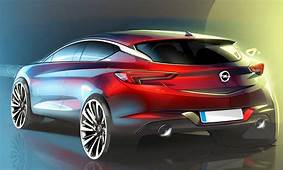 58 Best Review Opel Astra 2020 For Concept  Cars