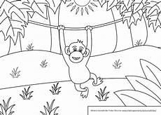 Malvorlagen Zum Ausdrucken Affen Wir Brauchen Farbe Zehn Ausmalbilder Zum Ausdrucken