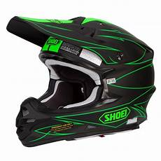 motocross helm schwarz shoei vfx w motocross mx helmet hectic tc 4 matte black