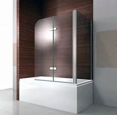 Duschtrennwand Badewanne Glas - eck duschwand badewanne glas haus ideen
