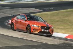 Jaguar XE SV Project 8 Breaks Nurburgring Record Again  Evo