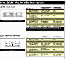 pajero3 info pajero 3 audio wiring diagram