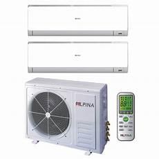 climatiseur bi split climatiseur fixe bi split inverter alpina mod 232 le 3360