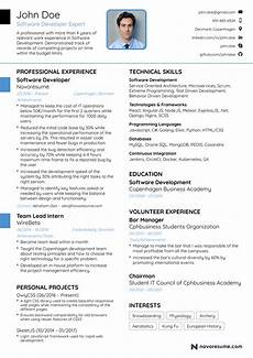 how should a resume be for any profession
