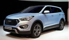 Hyundai Launched Grand Santa Fe To European Customers In