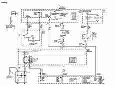 I Need A Wiring Diagram From The Ignition Switch To The