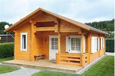 ferienhaus holz bausatz wolff finnhaus ferienhaus aus holz 70mm blockbohle spessart 92 d mit schlafboden