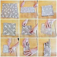 comment plier des serviettes de table en papier 14 pliages de serviettes faciles pour vos magnifiques