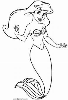 the mermaid coloring pages to and print