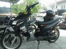 Matic Modif Trail by Galery Foto Modifikasi Motor Matic Trail Viwimoto