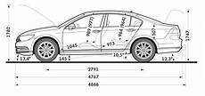 Ford Mondeo Interior Dimensions