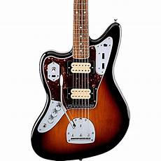 fender jaguar kurt cobain fender kurt cobain jaguar nos left handed electric guitar