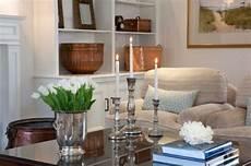deko wohnzimmer silber vintage silber dekoration zu hause