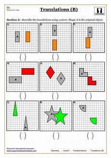 transformation geometry worksheets doc 671 trigonometry and pythagoras worksheets