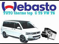 Vw T6 Probleme - test webasto thermo top c t5 vw transporter 807