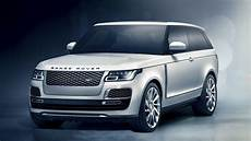 2019 land rover range rover sv coupe top speed