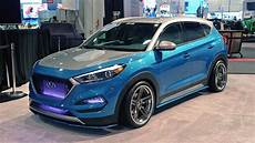 vaccar hyundai tucson sport to be shown at sema autoblog