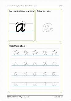 vic cursive handwriting worksheets 22079 australian handwriting practice worksheets modern cursive vic wa nt leostarkids