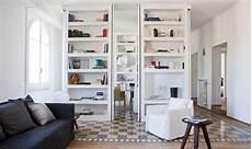 costruire una libreria in cartongesso 7 soluzioni low cost per separare ambienti idee interior