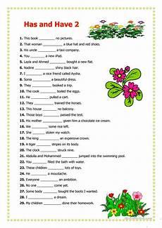 grammar worksheets has 24807 has 2 worksheet free esl printable worksheets made by teachers