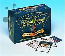 Trivial Pursuit Genus Kartensatz Spiel Trivial Pursuit