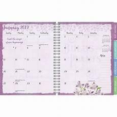 botanical inspiration 2019 planner