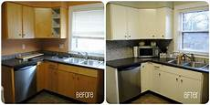 Kitchen Unit Makeover Paint by 7 Hacks To Cheaply Redo Your Property S Kitchen