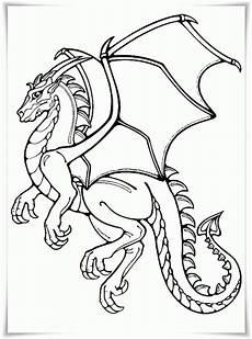 ausmalbilder fantasie drachen malvorlagen drachen kostenlos