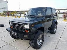 jual mobil daihatsu taft 1994 2 8 di dki jakarta manual suv offroad 4wd hitam rp 98 000 000