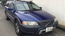 2006 Volvo Xc70 Cross Country Leather Seats For Sale Tokyo