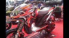 Vario 125 Modif Touring by Kontes Honda Vario 125 Modifikasi Touring Style