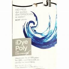 Teinture Idye Poly Teinture Bleue Pour Tissus Polyester