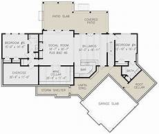 european house plans with walkout basement house plan 699 00249 european plan 4 971 square feet 5