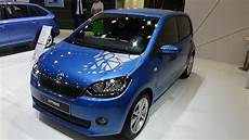 2017 Skoda Citigo 1 0 Mpi Green Tec Exterior And