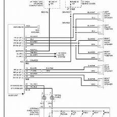 2016 nissan frontier stereo wiring diagram free wiring diagram