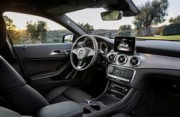 Standard And Available 2018 GLA SUV Driver Assist Systems