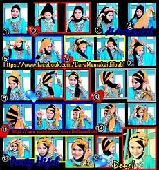 Tutorial Jilbab Untuk Hijaber Indonesia Tutorial