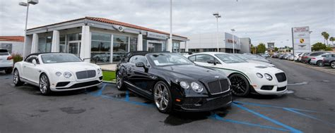 Bentley Dealership Near Me Orange