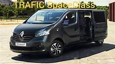 Renault Trafic 2018 - 2018 renault trafic spaceclass escapade