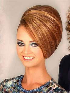 bouffant bun hairstyle 112 best images about bouffant hairdos on
