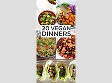 Vegan Recipes Healthy   Plant Based Recipes   Vegan