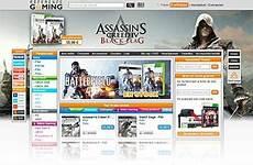 Reference Gaming Un Site De Vente En Ligne De Jeux Vid 233 O
