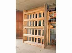 Bibliothèque Bois Massif Pas Cher Biblioth 232 Que 233 Tag 232 Re En Bois Massif Palettes Recycl 233 Es