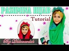 Tutorial Pashmina Menutup Dada By Didowardah 62